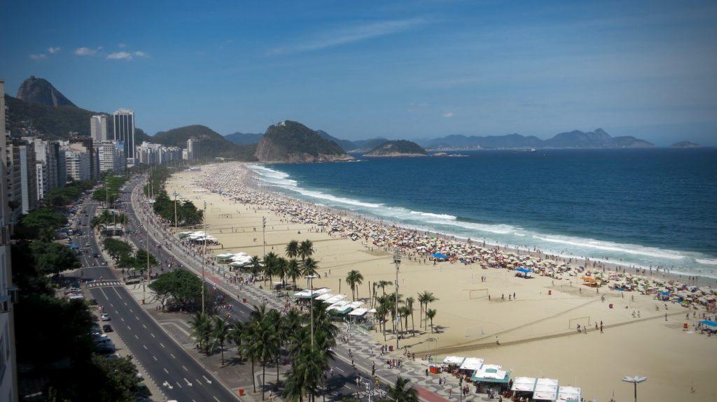 Irány a Copacabana! 1 hét Rio de Janeiro március végén retúr repjeggyel, parthoz közeli négycsillagos szállodával 218.700 Ft-ért!