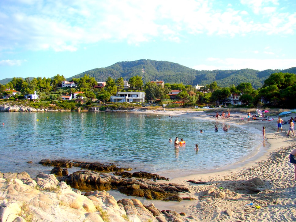 Egy hetes All Inclusive görög nyaralás Halkidin 163.500 Ft-ért 4 csillagos hotellel, repülővel!