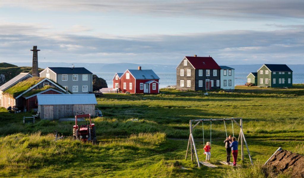 Egy hetes utazás Izlandra szállással és repülővel 123.500 Ft-ért!