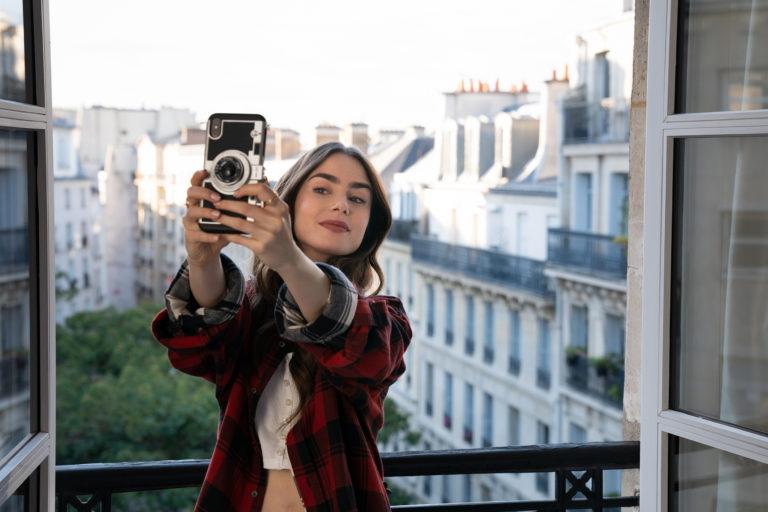 Egy hölgy Párizsban