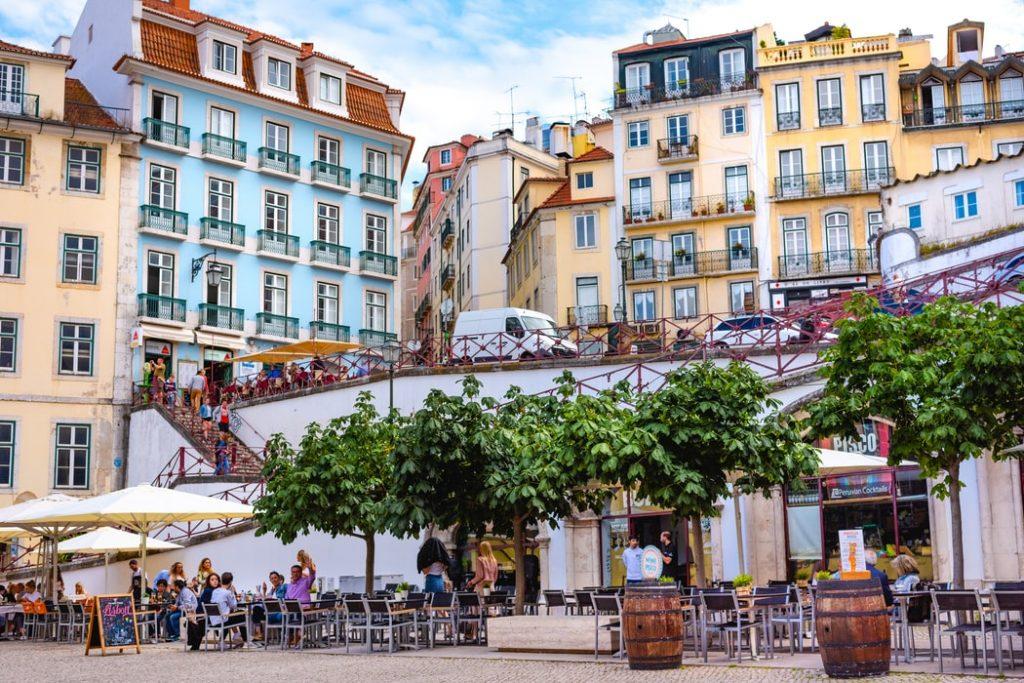 Egyik kedvencetek: 6 napos városlátogatás Lisszabonba 31.000 Ft-ért!