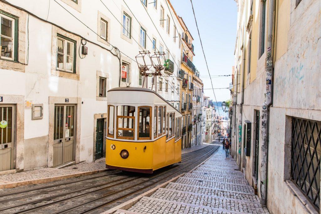 Kedvencetek: egy hetes utazás Lisszabonba szállással és repülővel 50.380 Ft-ért!