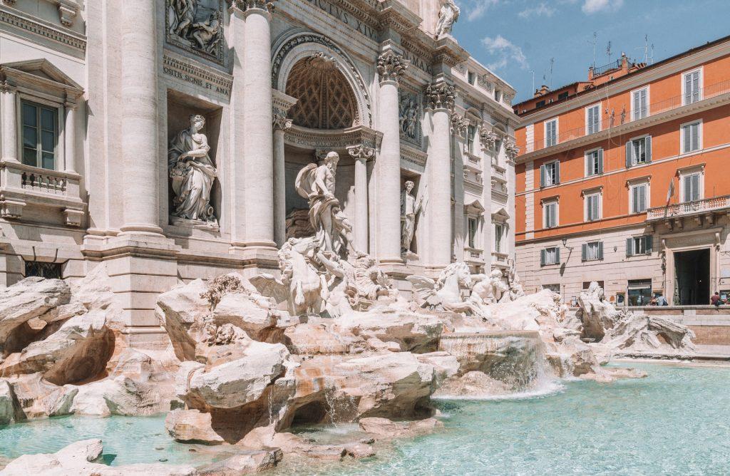 4 teljes nap Róma 4 csillagos díjmentesen lemondható reggelis szállással, repülővel 34.600 Ft-ért!