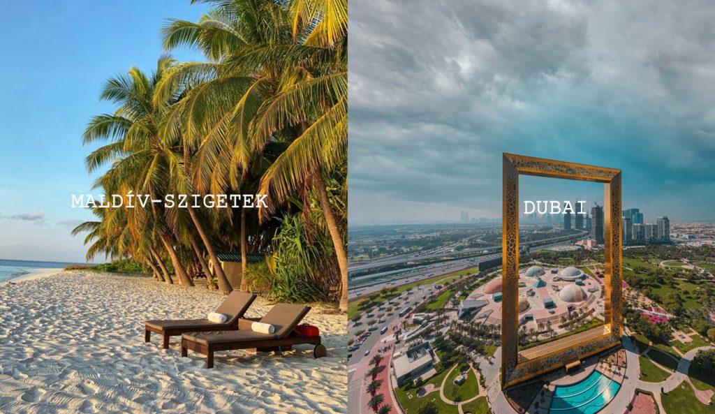 Ezt ne hagyd ki: 8 nap Maldív-szigetek + 4 nap Dubai repülőjegy végig Emirates-szel 201.500 Ft-ért!