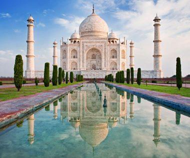 Újra látogatható az indiai Tadzs Mahal