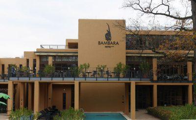 A legjobb hazai szállodák – Bambara Hotel ****