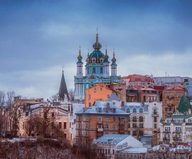 5 nap KIEV Budapestről szállással!