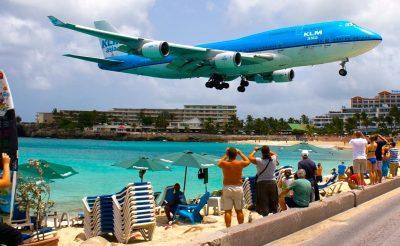 GALÉRIA – A világ egyik legérdekesebb repülőtere