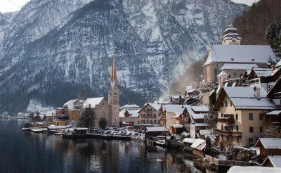 Ausztria legszebb kisvárosai télen is elvarázsolnak