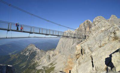Alpesi kilátók: lélegzetelállító panoráma Ausztria felett