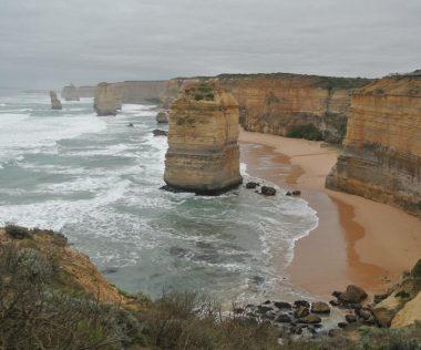 158. nap: A legtöbben ezért mennek a Great Ocean Roadra