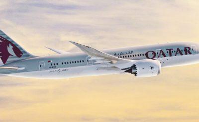 Első menetrendszerinti Boeing 787 Dreamliner Budapesten a Qatar Airways üzemeltetésével