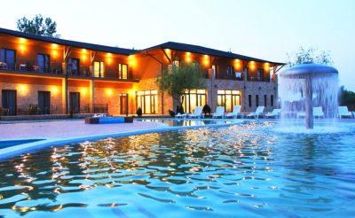 Legjobb hazai szállodák – Hotel Termálkristály Aqualand ****