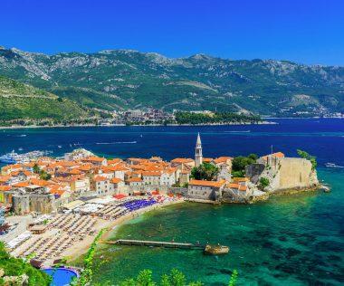 Egy hét Montenegro, Budva 35.330 Ft-ért 3 csillagos szállással és repülővel!