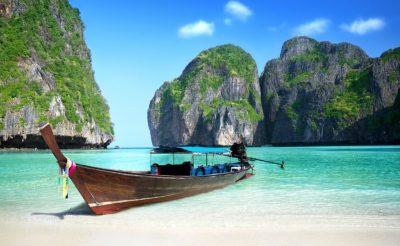 Top 10 sziget Thaiföldön