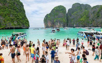 """Lezárják a világ egyik legszebb partját, """"A Partot"""" a turisták előtt!"""