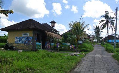168. nap: Ubud a balinéz művészetek központja