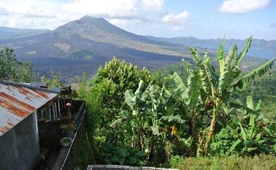170. nap: A vidéki Bali a Batur vulkán lábánál