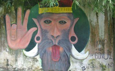 172. nap: A majomerdő