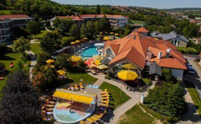 Legjobb hazai szállodák – Kolping Hotel Spa & Family Resort