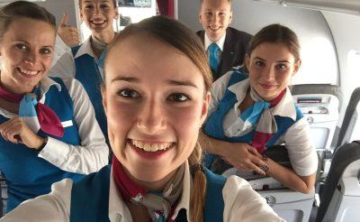 """""""Mi merünk hangosan nevetni és az utasokkal viccelődni."""" – interjú egy légiutas-kísérővel"""