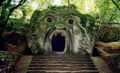 Egy misztikus helyre, a szörnyek parkjába látogathatsz el Róma közelében