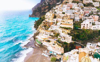 Hogyan töltsünk el 3 napot az Amalfi-parton?