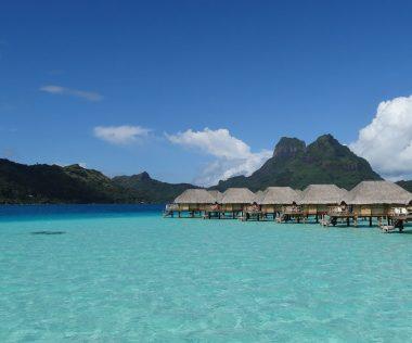 Álomesküvő a Francia Polinézián, Bora Bora szigetén!