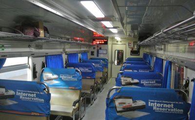 182. nap: Vonatozás Indonéziában