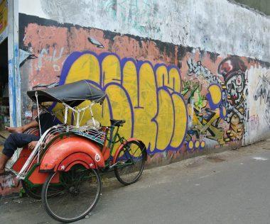 183. nap: Jáva kulturális központja, Yogyakarta