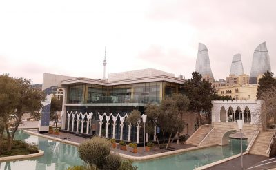 Olvasói élménybeszámoló Bakuról
