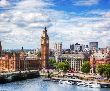 Mennyi? Retúr repülőjegy Londonba 7.800 Ft-ért!
