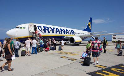 A Ryanair kézipoggyász szabályzata – mit és mennyit vihetek?