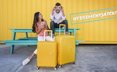 Válaszolj néhány egyszerű kérdésre és nyerj egy színes Soundbox bőröndöt az American Tourister jóvoltából!