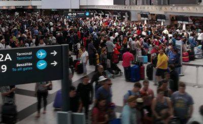 Egyéni csúcs: Ma eddig 34 Wizz Air járat késett, de más légitársaságok sem szerepelnek túl jól!