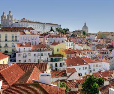 Városlátogatás: 6 nap Lisszabon 52.844 Ft-ért!