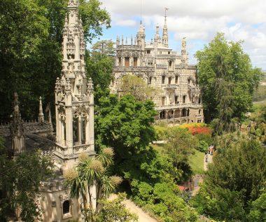 Szereted a kastélyokat? Irány Sintra, Portugália gyönyörű városa! 8 nap 60.580 Ft!