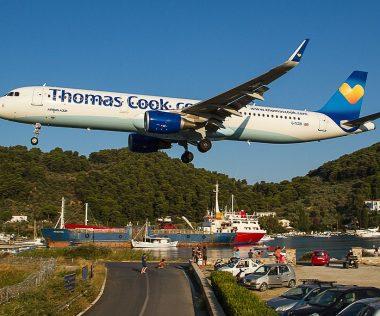 Nézz repülőgépeket pár méterről felszállni a festői Skiathos-on: egy hét 42.150 Ft-ért!