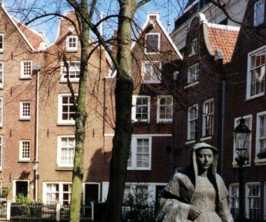 Retúr repjegy Amszterdamba 20 ezer Ft alatt! Több időpont!