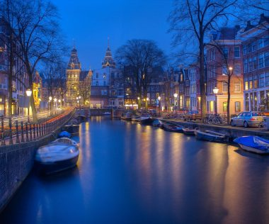 Top 10 látnivaló Amszterdamban, térképpel!