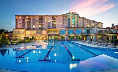 34. hét – 7 Hotele: Hotel Karos Spa****