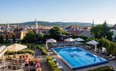 36. hét – 7 Hotele: Hotel Sopron ****