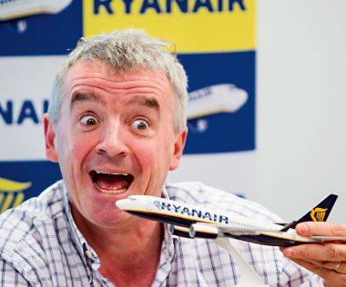 Kiderült: ilyen ütemben fizeti vissza a Ryanair a jegyárakat