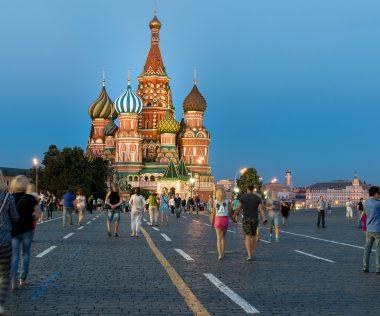 Micsoda?? 8 nap Moszkva 5 csillagos hotellel 59.780 Ft-ért!