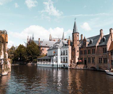 5 napos utazás Brugge mesevárosba 37.575 Ft-ért repülővel és szállással!