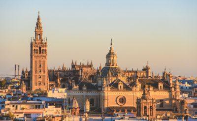 Új spanyol úti cél a Ryanair kínálatában: Sevilla!