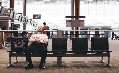Megnövekedett várakozási idővel kell számolni a repülőtéren is!