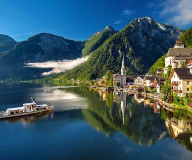 Ausztria csodás tájai: 4 nap Hallstatt vonattal, szállással remek áron!