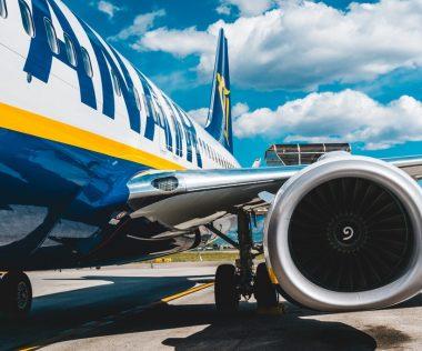 BREAKING: Leáll a Ryanair