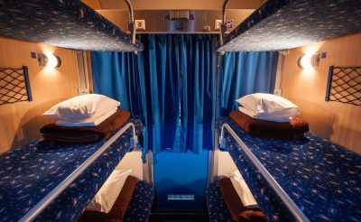 Töltsd az utazási időt ágyban alvással, minőségi vonaton!